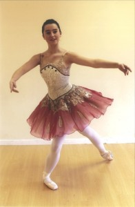 Orla McDonagh. At age 16, Orla is now dancing with Monica Loughman's Professional Ballet Co.