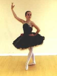Susie Moran. A student of the school since the age of 3, Susie has recently auditioned for the Royal Ballet School